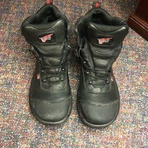 RedWing Alum Toe Work Boots